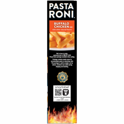 Pasta Roni Hot & Spicy Buffalo Chicken Flavor Side Dish Perspective: right