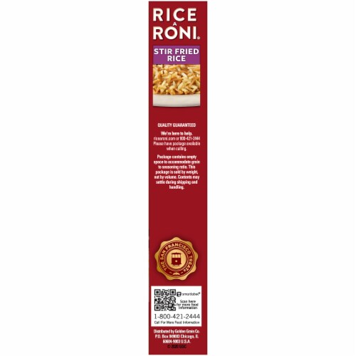 Rice-A-Roni® Stir Fried Rice Perspective: right