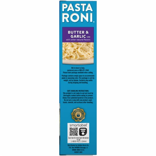 Pasta Roni® Butter & Garlic Angel Hair Pasta Mix Perspective: right