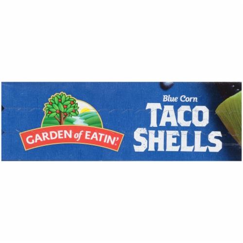 Garden of Eatin' Blue Corn Taco Shells Perspective: right