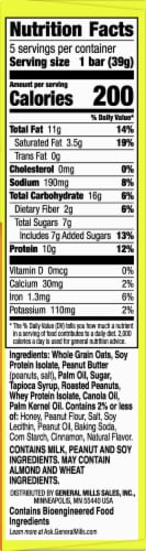 Nature Valley Protein Peanut Butter Crunch Bars Perspective: right