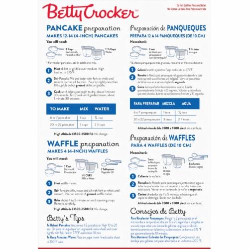 Betty Crocker Complete Buttermilk Pancake Mix Perspective: right