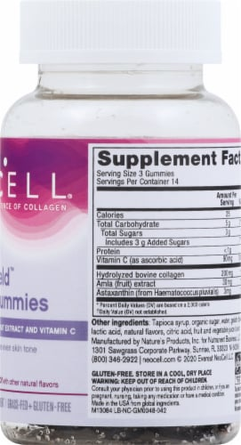 NeoCell Beauty Shield Gummies Perspective: right