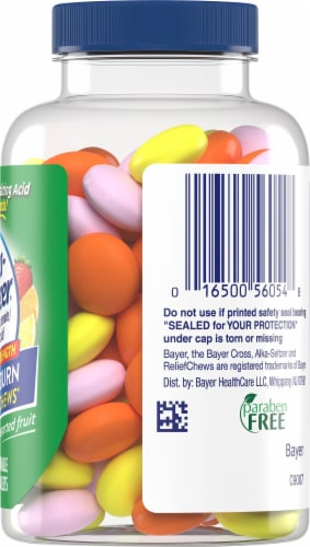 Alka-Seltzer® Extra Strength Heartburn Relief Chews Perspective: right