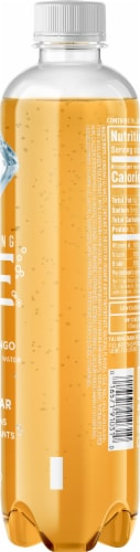 Sparkling Ice Orange Mango Sparkling Water Perspective: right