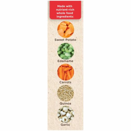 Sweet Earth Natural Foods Vegan Teriyaki Veggie Burger Perspective: right