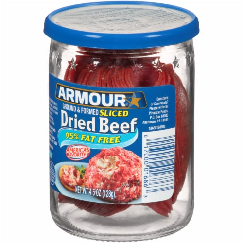 Armour Sliced Dried Beef Perspective: right