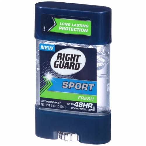 Right Guard Sport Fresh Antiperspirant Perspective: right