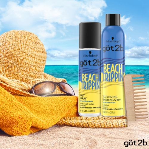 Schwarzkopf got2b Beach Trippin Texturizing Finishing Spray Perspective: right