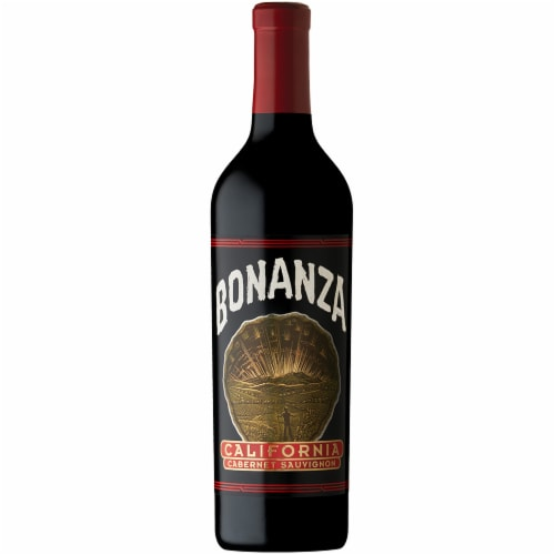 Caymus Vineyards Bonanza Cabernet Sauvignon Perspective: right