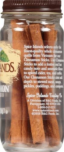 Spice Islands Cinnamon Sticks Seasoning Perspective: right