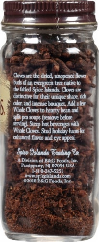 Spice Islands Whole Cloves Perspective: right