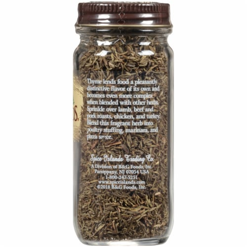 Spice Islands Thyme Perspective: right