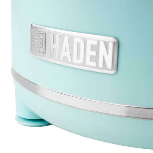 Haden Heritage 5-Speed Retro Blender - Turquoise Perspective: right