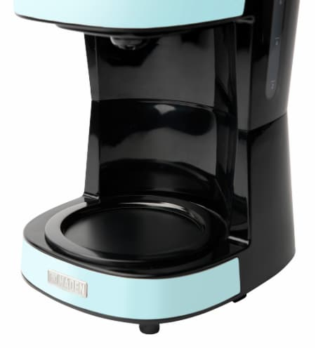 Haden Heritage Programmable Coffee Maker - Turquoise Perspective: right