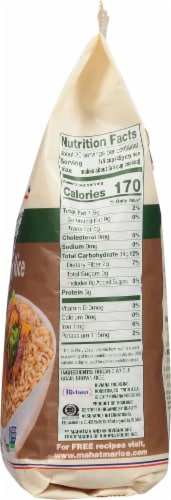 Mahatma Organic Brown Rice Perspective: right