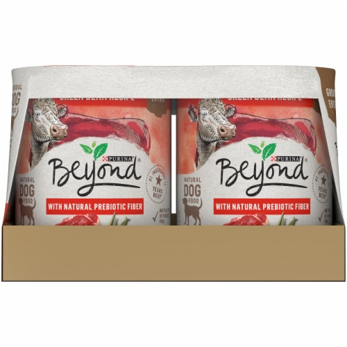 Beyond Grain Free Ground Entree Natural Pate Wet Dog Food Variety Pack Perspective: right