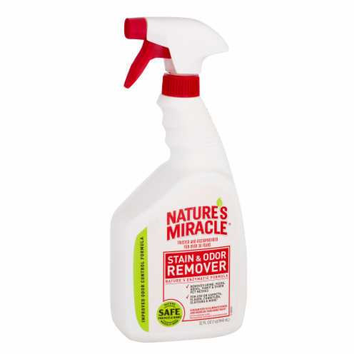 Nature's Miracle Stain & Odor Remover Perspective: right