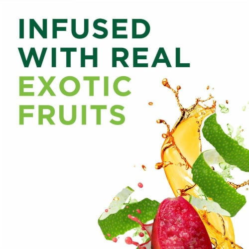Michelob Ultra Lime Cactus Beer Perspective: right