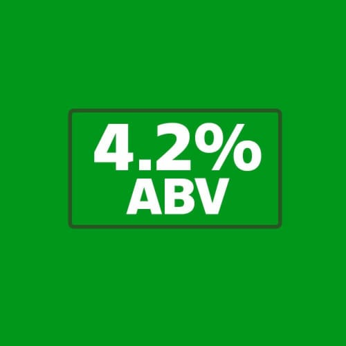 Bud Light Lime Light Lager Beer Perspective: right