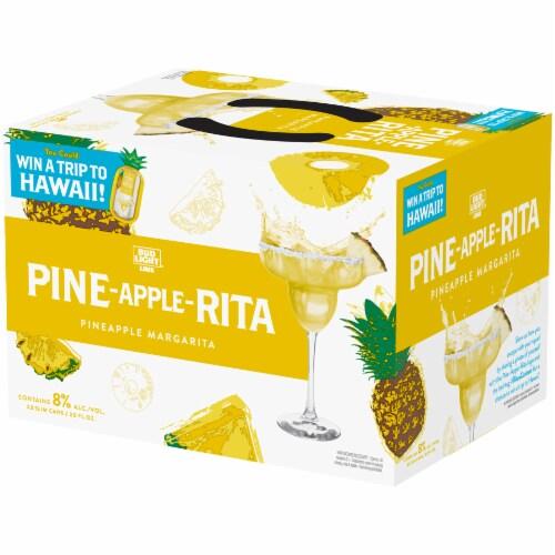 Bud Light Lime Pine-Apple-Rita Seasonal Perspective: right