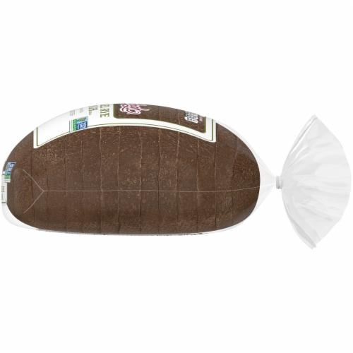 San Luis Sourdough® Pumpernickel Rye Sourdough Bread Perspective: right