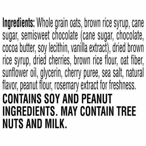 Kashi 3g Fiber Cherry Dark Chocolate Chewy Granola Bars Perspective: right