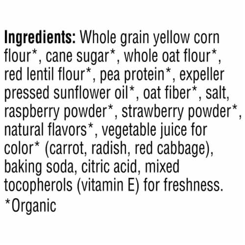 Kashi by Kids Organic Berry Super Loops Cereal Perspective: right