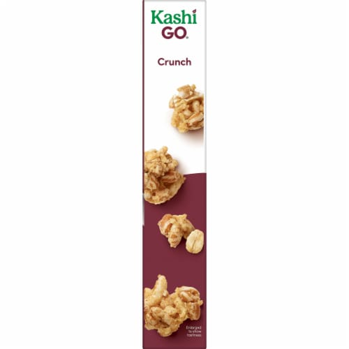 Kashi GO Crunch Non-GMO Project Verified Breakfast Cereal Original Perspective: right