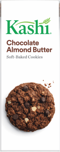 Kashi Chocolate Almond Butter Soft-Baked Cookies Perspective: right