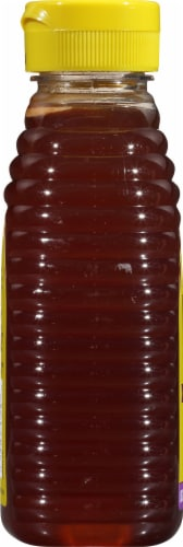 Aunt Sue's Raw & Unfiltered Wildflower 100% Pure Honey Perspective: right