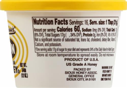 Bradshaw's Spun Premium Honey Perspective: right