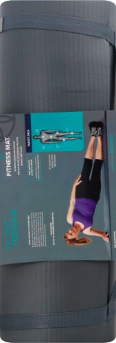 Gaiam Restore Fitness Mat Perspective: right