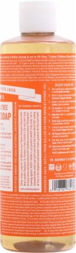 Dr. Bronner's Magic Tea Tree Castile Liquid Soap Perspective: right