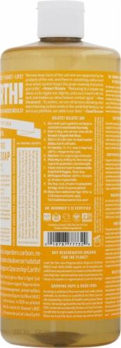 Dr. Bronner's 18-in-1 Hemp Citrus Pure-Castile Liquid Soap Perspective: right