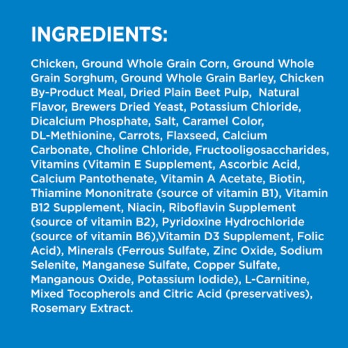 IAMS Healthy Weight with Chicken Adult Dog Food Perspective: right