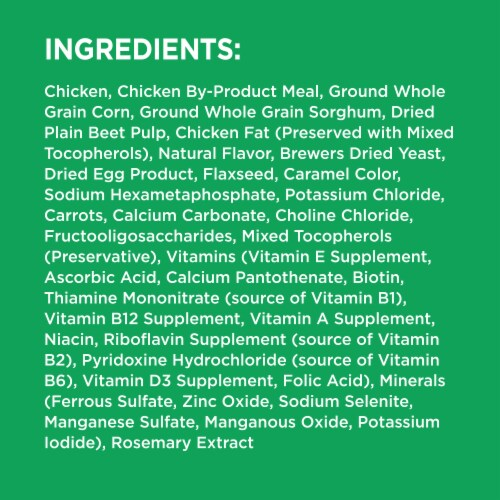 IAMS Protective Health with Chicken Small Breed Premium Dog Food Perspective: right
