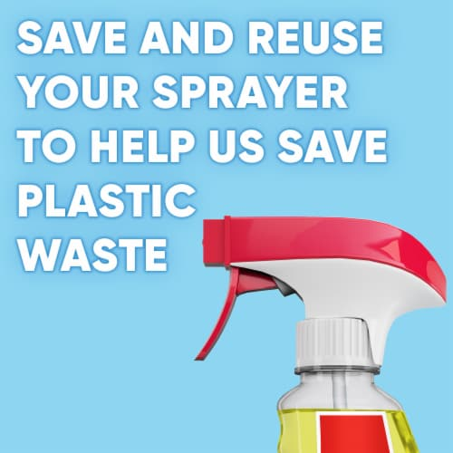 Windex Citrus Fresh Multi-Surface Disinfectant Cleaner Perspective: right