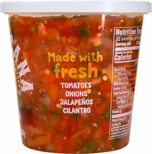 La Mexicana Hot Salsa Perspective: right