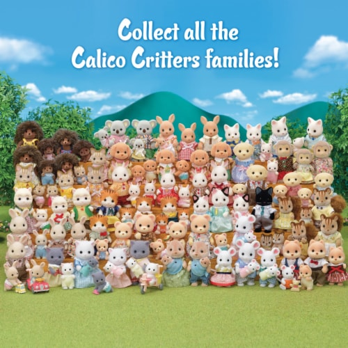 Calico Critters Wilder Panda Family Perspective: right