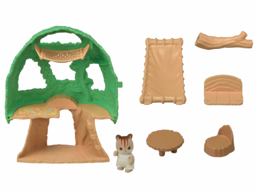 Calico Critters Baby Treehouse Play Set Perspective: right