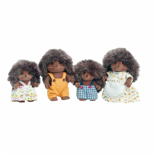 Calico Critters Pickleweeds Hedgehog Family Perspective: right
