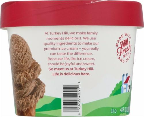 Turkey Hill® Dutch Chocolate Ice Cream Perspective: right