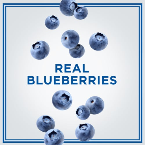 Philadelphia Blueberry Cream Cheese Spread Perspective: right