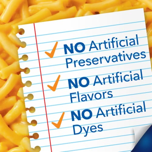 Kraft Easy Mac Triple Cheese Macaroni & Cheese Dinner Cups Perspective: right