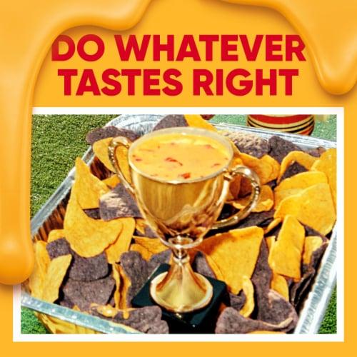 Velveeta Original Cheese Fresh Packs Perspective: right