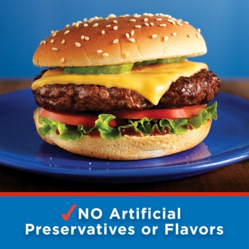 Kraft Singles American Cheese Slices Perspective: right