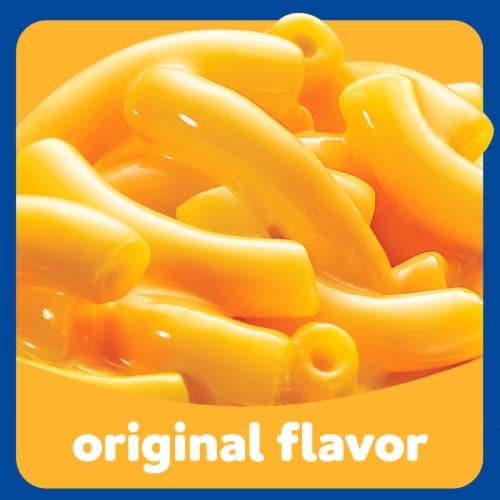 Kraft Original Flavor Macaroni & Cheese Perspective: right