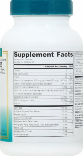 Source Naturals Wellness Formula Herbal Defense Complex Capsules Perspective: right