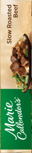 Marie Callender's Slow Roasted Beef Frozen Meal Perspective: right
